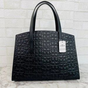 Coach Charlie Carryall Satchel Tote